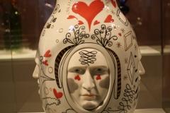 Groninger Museum 386 Jaime Hayon - 2010 - Conversation Vase