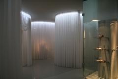 Groninger Museum 207 Bovenverdieping met vitrages
