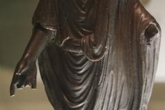 Groninger Museum 221 Romeins beeldje van Genius