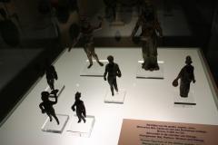 Groninger Museum 224 Beeldjes van Romeinse goden