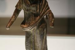 Groninger Museum 227 Beeldje van Romeinse god