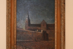 Groninger Museum 124 Paul Gauguin - 1881 - De Kerk van Vaugirard