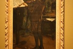 Groninger Museum 132 Jacob Maris - 1897 - De Violist, zoon van de schilder