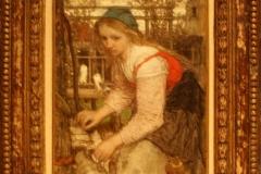 Groninger Museum 133 Matthijs Marijs - 1872 - Meisje aan de Pomp