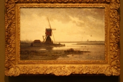 Groninger Museum 135 Paul Joseph Constantin Gabriel - 1866 - Polderlandschap