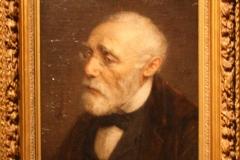 Groninger Museum 142 Jan Veth - Portret van Jozef Israëls