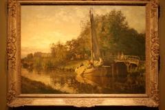 Groninger Museum 147 Willem Bastiaan Tholen - 1900 ca - Bij de witte Brug