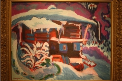 Groninger Museum 181 Jan Wiegers - 1926 - Davos, Frauenkirch