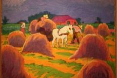 Groninger Museum 188 Jan Altink - 1925 - Het witte paard