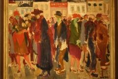Groninger Museum 192 George Martens - 1926 - Vismarkt