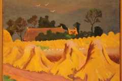 Groninger Museum 199 Ekke Abel Kleima - 1939 - Hogelandster boerderij