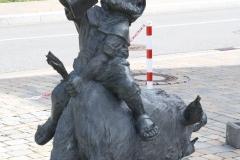 Harz-Wandeling-Altenbrak-Treseburg-098-Treseburg-Sculptuur-van-Jochen-Muller