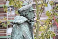 Hasselt-086-Standbeeld-Baron-Adrien-de-Gerlache-door-Gerard-Moonen-detail