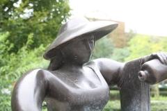 Hasselt-132-Het-Borrelvrouwke-detail