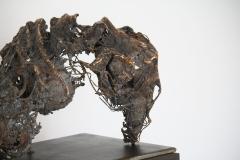 Artwalk-Hornerheide-316-Bie-Garcet-Wurm-detail
