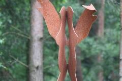 Artwalk-Hornerheide-045-Jack-van-Iwaarden-de-Vreede-Priesteres-detail