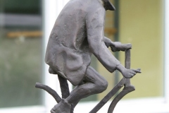 Artwalk-Hornerheide-410-Jan-de-Groef-Louise-op-de-fiets