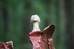 Artwalk-Hornerheide-209-Marie-José-van-der-Meer-Lady-in-red-detail