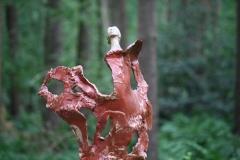 Artwalk-Hornerheide-210-Marie-José-van-der-Meer-Lady-in-red-detail