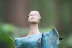 Artwalk-Hornerheide-214-Marie-José-van-der-Meer-Lady-in-blue-detail