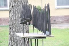 Artwalk-Hornerheide-274-Peter-Bergenhenegouwen-Bergweg-met-bomen