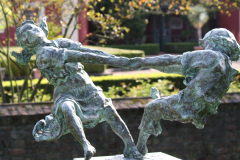 Beeldentuin-St.-Gerlach-057-Dansende-Kinderen