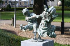 Beeldentuin-St.-Gerlach-062-Dansende-Kinderen
