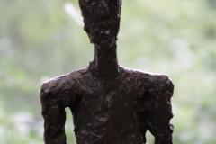 Alberto Giacometti - 1960 - L'Homme Qui Marche II [detail]