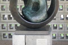 Barbara Hepworth - 1963 - Sphere With Inner Form