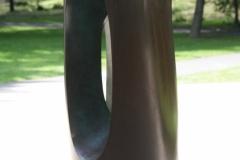 Barbara Hepworth - 1965 - Dual Form 2