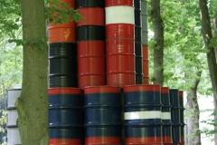 Christo - 1968-1977 - 56 Barrels