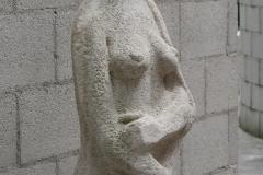 Fritz Wotruba - 1947 - Stehende Frau 1