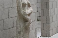 Fritz Wotruba - 1947 - Stehende Frau 2