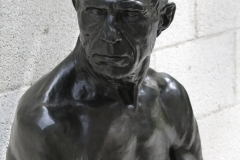 George Minne - 1911 - Havenarbeider 1