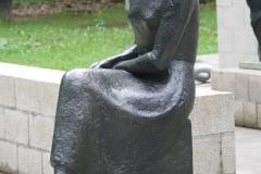 Han Wezelaar - 1954 - Zittende Vrouw 1