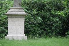 Ian Hamilton Finlay - 1980-1982 - Sacred Grove; five Columns for the Kröller-Müller 4