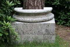Ian Hamilton Finlay - 1980-1982 - Sacred Grove; five Columns for the Kröller-Müller 6