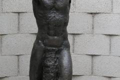 Jacob Epstein - 1923-1961 - Angel Torso [unfinished]
