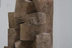 Jacques Lipchitz - 1921 - Zittende Man met Gitaar 1
