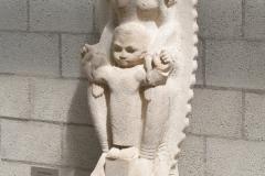 John Rädecker - 1928 - Madonna Met Kind 1