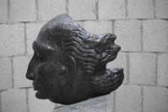 John Rädecker - 1933 - Gelaat en profil 2