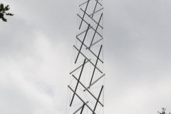 Kenneth Snelson - 1968 - Needle Tower 2