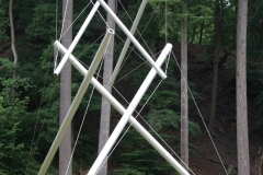 Kenneth Snelson - 1968 - Needle Tower 3