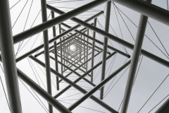 Kenneth Snelson - 1968 - Needle Tower 4