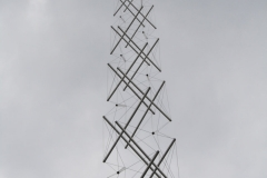 Kenneth Snelson - 1968 - Needle Tower 5
