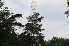 Kenneth Snelson - 1968 - Needle Tower 7