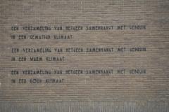 Lawrence Weiner - 1981 - Een Verzameling van ...