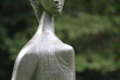 Marcello Mascherini - 1952 - Portret van Franca [detail 1]