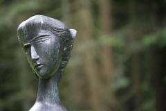 Marcello Mascherini - 1952 - Portret van Franca [detail 2]
