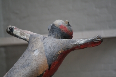 Marino Marini - 1951-1955 - Cavallo e Cavaliere [detail]